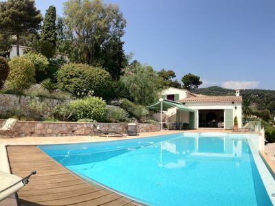 Photo for 5BR Villa Vacation Rental in Roquebrune-Cap-Martin, Provence-Alpes-Côte-D'Azur
