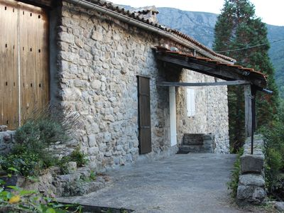 Photo for Wonderful spacious house in the Ardèche