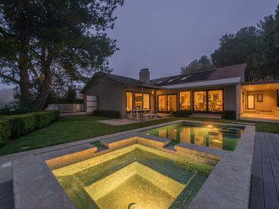 Photo for SINATRA'S PARADISE - POOL-HOT TUB -MAGNIFICENT VIEWS -MODERN SANCTUARY