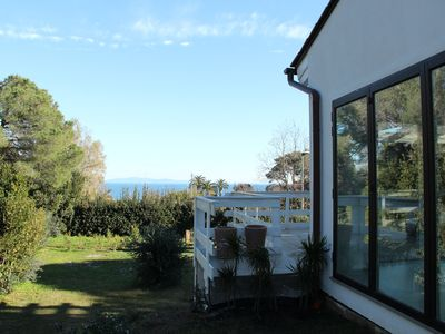 Photo for New beach villa on Elba island