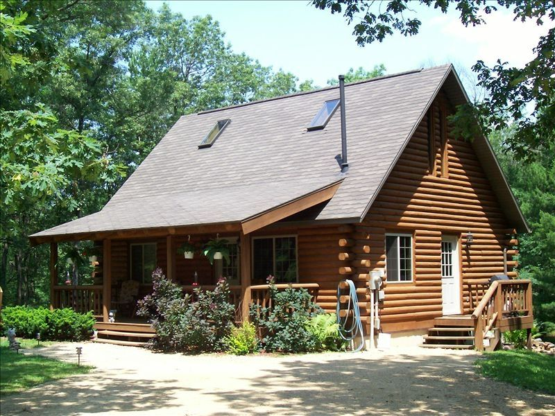 birchcliff cabins resort cheap wisconsin dells lodging cabin in