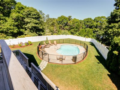Photo for Summer Rental To Enjoy With Family & Friends, Includes basketball court & Pool!