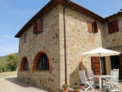 Photo for 2BR House Vacation Rental in SAN DONATO IN FRONZANO (FI)