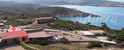 Photo for Villino relax-surrounded by the sea, 70 meters from the beach