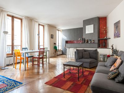 Photo for Rue Turbigo - luxury 2 bedrooms serviced apartment - Travel Keys