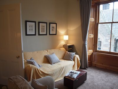 Photo for Jeffrey Street (Flat 1), Royal Mile, Old Town, Edinburgh