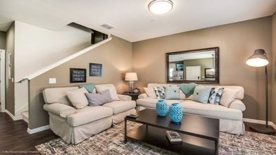 Photo for Luxury on a budget - Lucaya Village - Welcome To Relaxing 4 Beds 3 Baths Townhome - 3 Miles To Disney