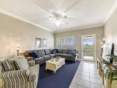 Photo for rd floor, 2 bedroom, and 2-bath villa in Hilton Head Island`s luxurious North Shore Place.