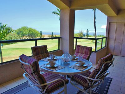 Photo for Beautiful Ocean and Golf Course Views | WIFI Included | Starting at $131