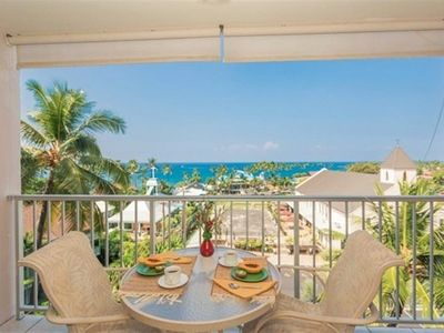 Photo for Full Ocean View - 5 STAR-RATED Kailua Village 6th floor