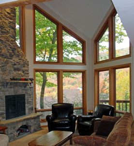 Photo for Ski in Ski out Slopeside Condo on Loon Mountain - Ramshorn