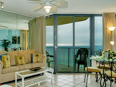 Photo for UNIT 1009! GREAT 10TH FLOOR VIEWS! OPEN 8/3-10 FOR $1280 TOTAL!