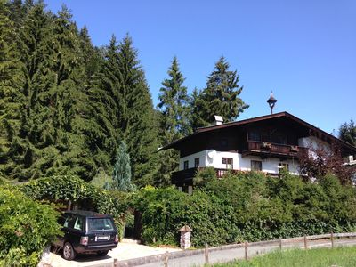 Photo for Kitzbühel: a charming house with garden and sauna near Lake Schwarzsee
