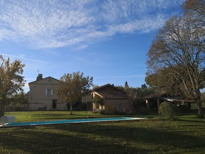Photo for Magnificent mansion in the Tarn; Master house
