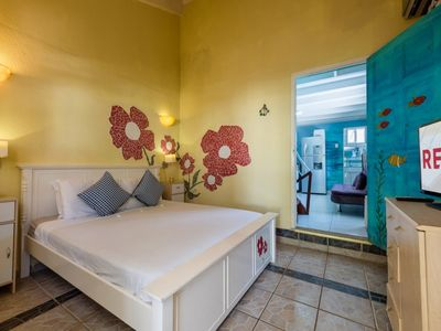 Photo for Picturesque Sunfower Villa Azure Suite sleeps 4!