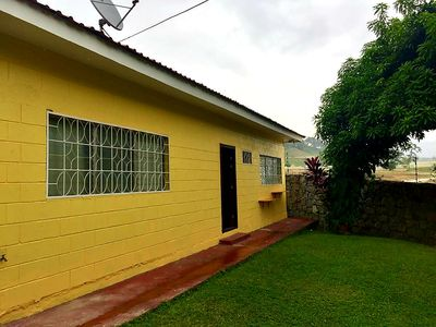 Photo for Relaxing and beautiful house, connected with nature in San Pedro Sula