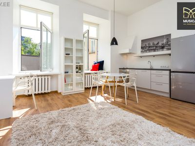 Photo for Quiet City Centre Apartment near to Tallinn Oldtown