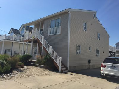Photo for Comfortable beach block home located in prime area in Sea Isle City