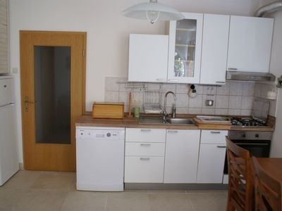 Photo for Holiday apartment with air conditioning on the ground floor for 4-5 persons