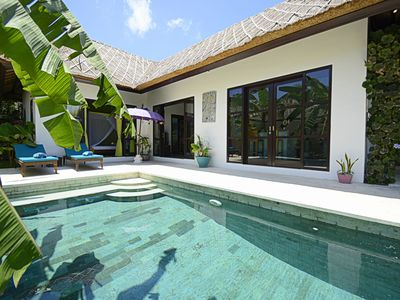 Photo for Charming Villa with 2 bedrooms - Ungasan