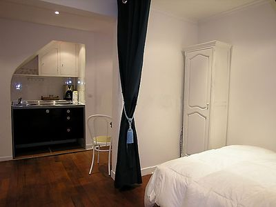 Photo for Beautiful Paris studio near Eiffel Tower and Invalides