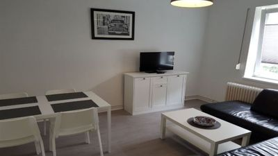 Photo for Wilhelmshaven * modernized apartment with garden *