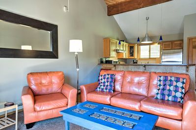This vacation rental townhome is ideal for your next Mt. Crested Butte retreat!