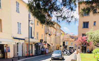 Photo for Beautiful newly renovated apartment in the heart of Saint Tropez