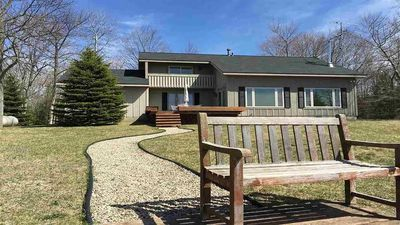 Photo for Enjoy Lake Michigan at this 3 Bedroom, 2 Bath Home Just South of Charlevoix!