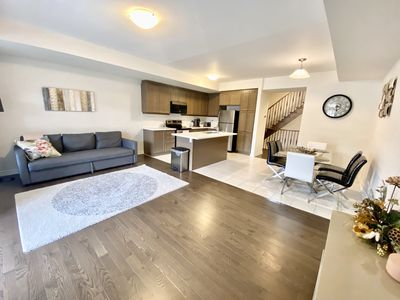 Photo for Brand New 2bdr Townhouse + 1.5G internet + 175 TV channels + parking