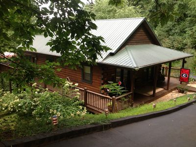 Photo for Cozy Mtn. Cabin-Great Location for Day Trips