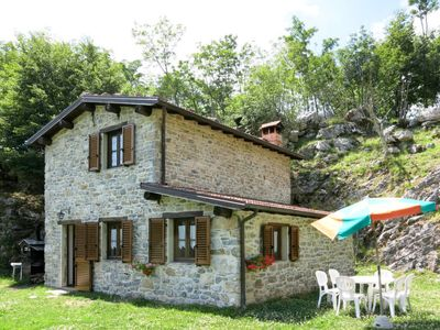 Photo for Vacation home Rustico Il Paradiso I + II (FDV102) in Fabbriche di Vallico - 12 persons, 4 bedrooms