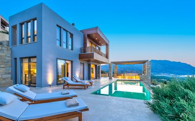 Photo for Villa Thalia - Villa for 4 people in Chania