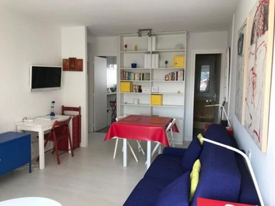 Photo for Apartment Hendaye, studio flat, 2 persons