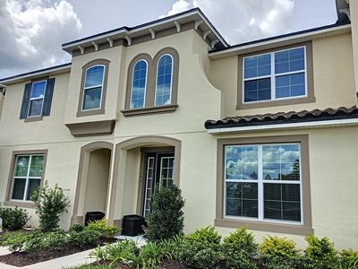 Photo for Solara Palms: Townhome near Disney in Solara Resort Community