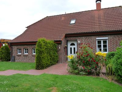 Photo for This lovingly and comfortably furnished 100 year old, thoroughly renovated country
