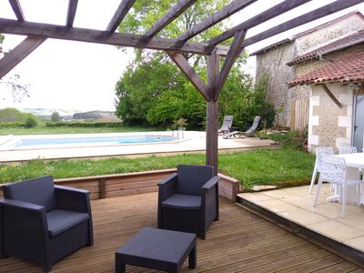 Photo for Charming country house in Dordogne Périgord vert