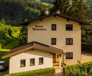 Photo for only a 2-minute walk to the Rosenalmbahn - Zillertal Arena - free Wi-Fi