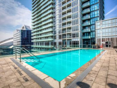Photo for **CN TOWER & WATER VIEW W/PARKING AND POOL**
