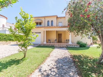 Photo for Idyllic holiday home in St Pere Pescador, with barbecue