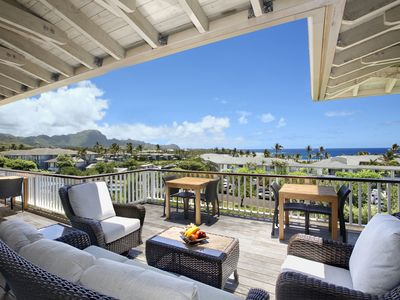 Photo for Halana Malie: Oceanview home with AC and Premier Interior!