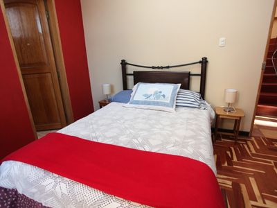Photo for HOUSE WITH A CUZQUEÑA FAMILY - MATRIMONIAL ROOM