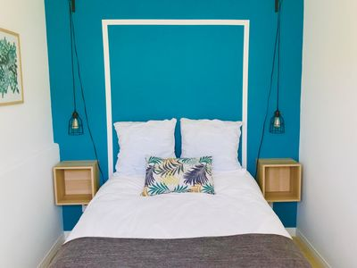 Photo for Beach Boho Deluxe Junior Suite w Luxurious Touches near LAX, beaches, the Forum