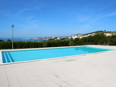 Photo for Holiday Townhouse for Rent   Three Bedroom   Ocean View & Shared Swimming Pool   Near Nazare