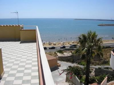 Photo for UNFORGETTABLE VACATIONS: Attractive apartment on the sea.