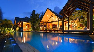 Photo for villa amalè | Luxury 4 Bed Villa @ Niramaya Villas & Spa | Tropical Port Douglas