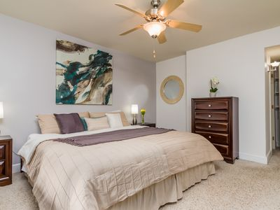 Photo for BEAUTIFUL LUXURY WESTWOOD CONDO near UCLA 1BD/1BA FULLY FURNISHED with PARKING!