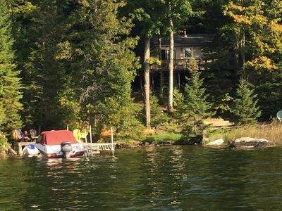 Admirable 1222 Tall Maples Cottage On Malcolm Lake North Frontenac Download Free Architecture Designs Scobabritishbridgeorg