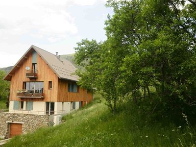 Photo for Very nice cottage in the GAP region for 4 to 6 people