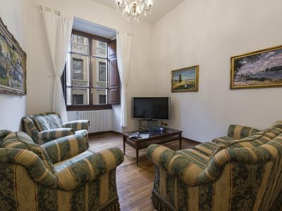 Photo for Merovingio  apartment in Duomo with WiFi, air conditioning & lift.